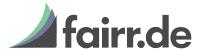 Rürup-Fondssparplan fairr